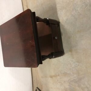Variety of single end tables
