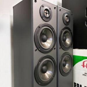Sony Floor Standing Stereo Speakers