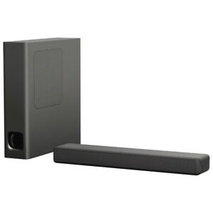 Sony HTMT300 100-Watt 2.1 Bluetooth Sound Bar w. Wireless Sub