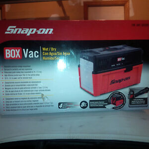 BRAND NEW Snap On Shop Vac
