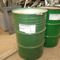 Green Sweep Oil-Based Sweeping Compound
