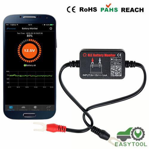 12v Battery Monitor : Bm v battery monitor andrdid ios bluetooth car