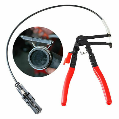 Flexible Lock Hose Clip Clamp Pliers Radiator Brake Fuel Oil Pipe Removal Tool
