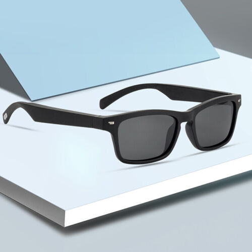 Smart Glasses Wireless Music Headset Audio Speaker Anti-blue Hands-Free Calling