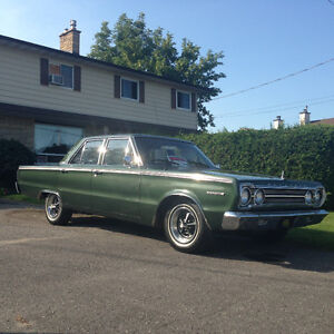 1967 Plymouth belvedere II Sedan very solid reduced price