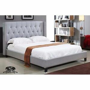 PLATFORM BED & MATTRESS SALE