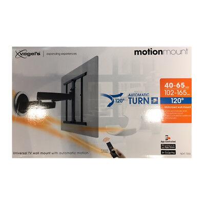 Elektrische Wandhalterung (Vogels MotionMount NEXT 7355 Elektrische Schwenkbare TV Wandhalterung, NEU)