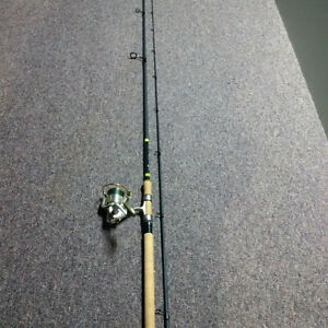 GLOOMIS  E6X Steelhead rod