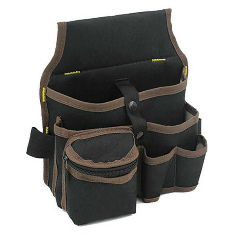 Electrician Pocket Belt Tool Pouch Bag Holder