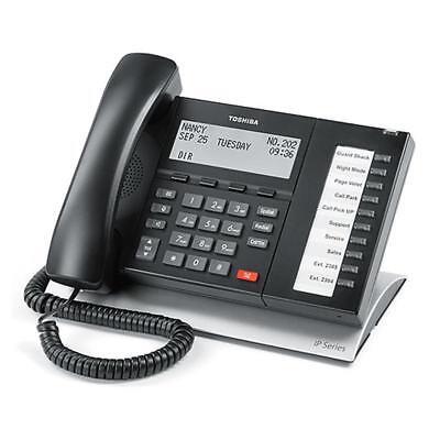 Toshiba Ip5622-sd Voip Display Telephone Ip-5622-sd New