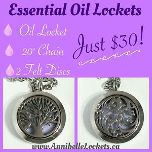 Essential Oil Lockets Gatineau Ottawa / Gatineau Area image 1