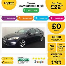 Ford Mondeo 2.0TDCi 163 2011MY Titanium X . FROM £22 PER WEEK.