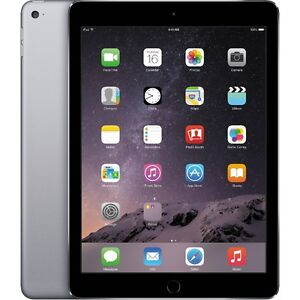 Ipad Air 2 64GB LTE NOIR
