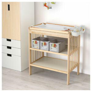Changing table IKEA
