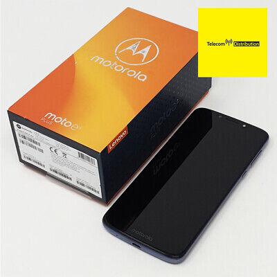 Motorola Moto E5 Plus 6'' 12MP - Smart Phone- Black - New Condition - Unlocked