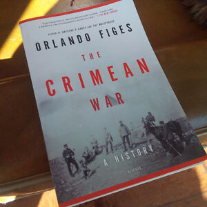 The Crimean War, A History, Orlando Figes, 2010