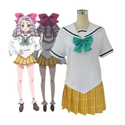 Girls Dress Sites (Mahou Shoujo Magical Girl Site Mikari Izumigamine School Uniform Cosplay)