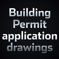 Building Permit Application Drawings