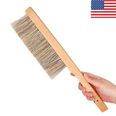 16 Brush Brushes Natural Horse Hair Bee Hive Beekeeping Equipment Us Seller