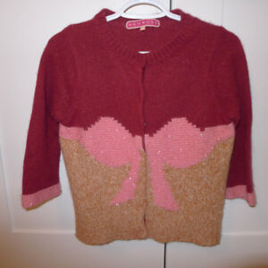 Boutique Women's Red Cardigan (S)