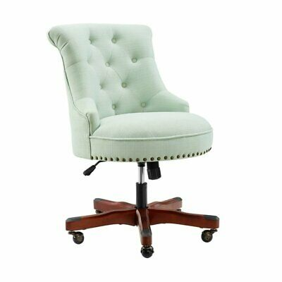 Riverbay Furniture Office Chair In Mint Green