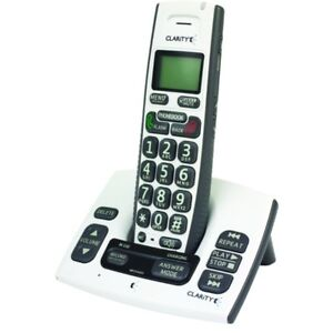 Clarity D613 Cordless Phone & Digital Answer Machine New