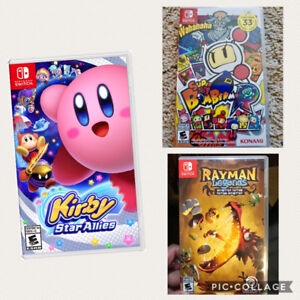 Switch Games for Trade