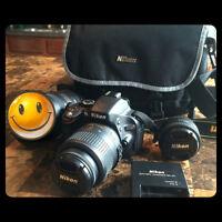 Nikon D5100 Lot (OBO)