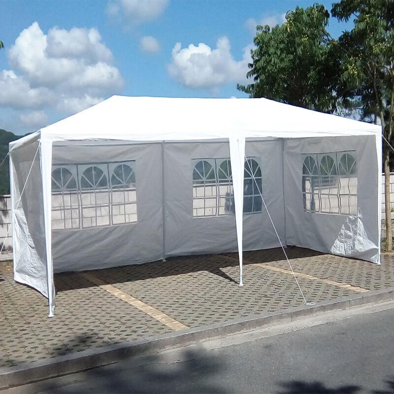 Event Zelt Pavillon : Gartenzelt pavillon bierzelt partyzelt festpavillon