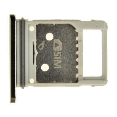 SIM Micro SD Card Tray for Samsung Galaxy S7 Active Gray