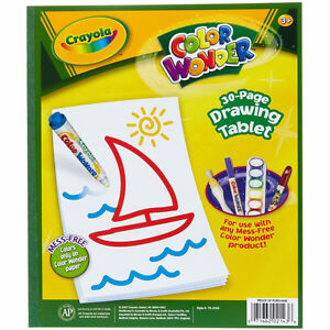 ✪ CRAYOLA - Colour Wonder Paper and Markers