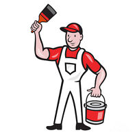 Rooms in your house in dyer need of  new paint?