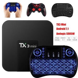 THE BEST ANDROID TV BOX SMART PC LIVE MOVIES TV PPV CABLE SPORTS