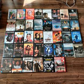 30 film DVDs