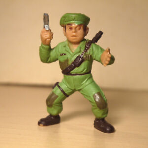"1987 GUTS AND GLORY ACTION FIGURE ""SOLDIER"" ""MILITARY"""