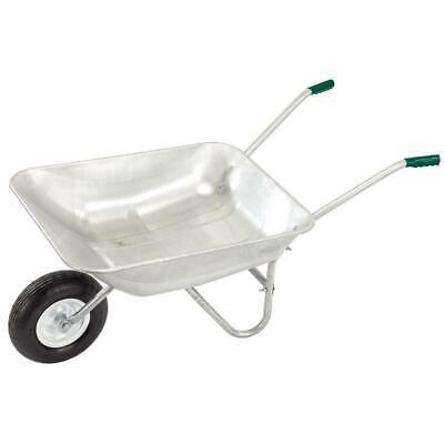 Draper Galvanised Wheelbarrow (65L)