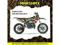 Sherco 2022 HRD 50 Red One SM-R - Nil Deposit Finance Available
