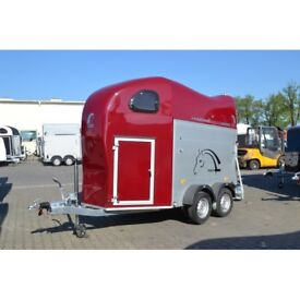 Cheval Liberte GOLD II Horse Trailer NEW 2018 High Quality DELIVERY