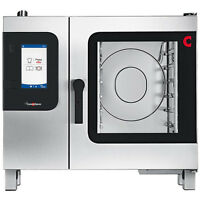 Half Size Boilerless Gas Combi Oven with easyTouch Controls