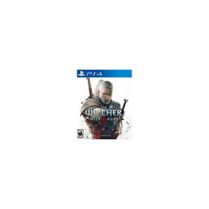 PS4 Game - The Witcher 3 Wild Hunt (Used)