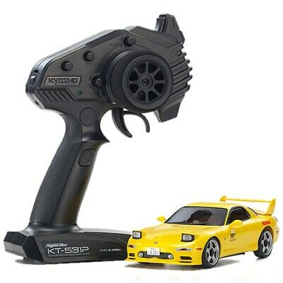 Used, Kyosho 32612Y MINI-Z AWD Initial D RX-7 Mazda FD3S Yellow for sale  Shipping to India