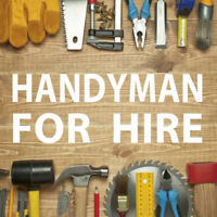 Professional Handyman, 18 yrs Experience, Flat Rate for All Jobs