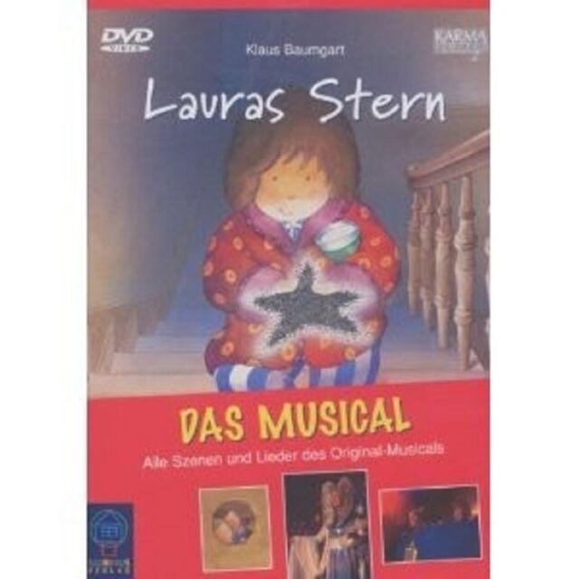 KLAUS BAUMGART - LAURAS STERN: DAS MUSICAL  DVD NEU