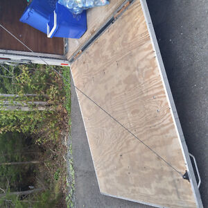 2006 Pace America utility trailer for sale