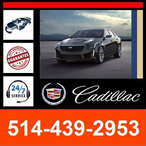 Cadillac CTS  ■ Fenders and Bumpers ► Ailes et Pare-chocs