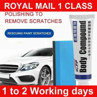 Car Remover Kits Scratch Repair Paint Body Compound Paste Touch Up Clear Remover