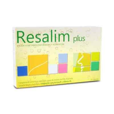 RESALIM PLUS 10 CÁPSULAS 328654 PcFarmacia