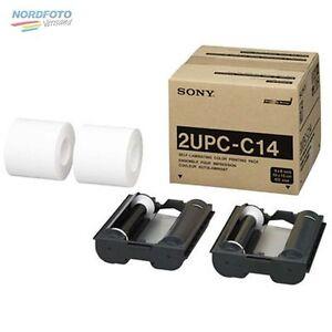 SONY UPC-C14 Papier 10x15 für Snap Lab UP-CR 10, 400 Blatt (2x200)