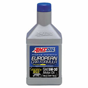 AMSOIL Synthetic 5W-30 Oil for RAM EcoDiesel, GM Duramax 2.8L