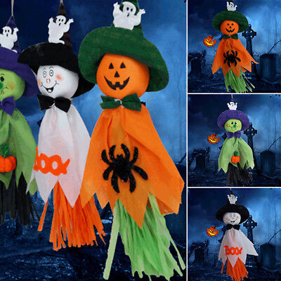 Halloween Ghost Pendant Hanging Decorations Indoor/Outdoor Party -